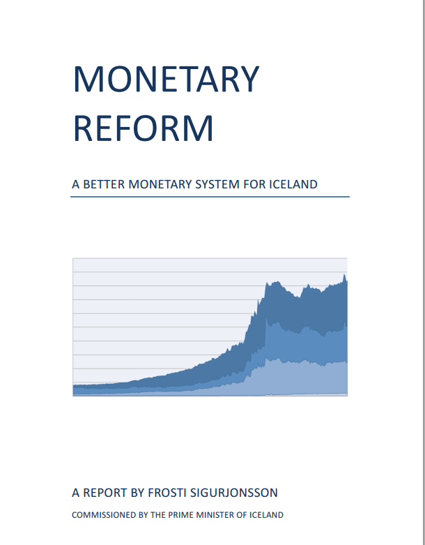 IJsland overweegt Ons Geld-voorstellen