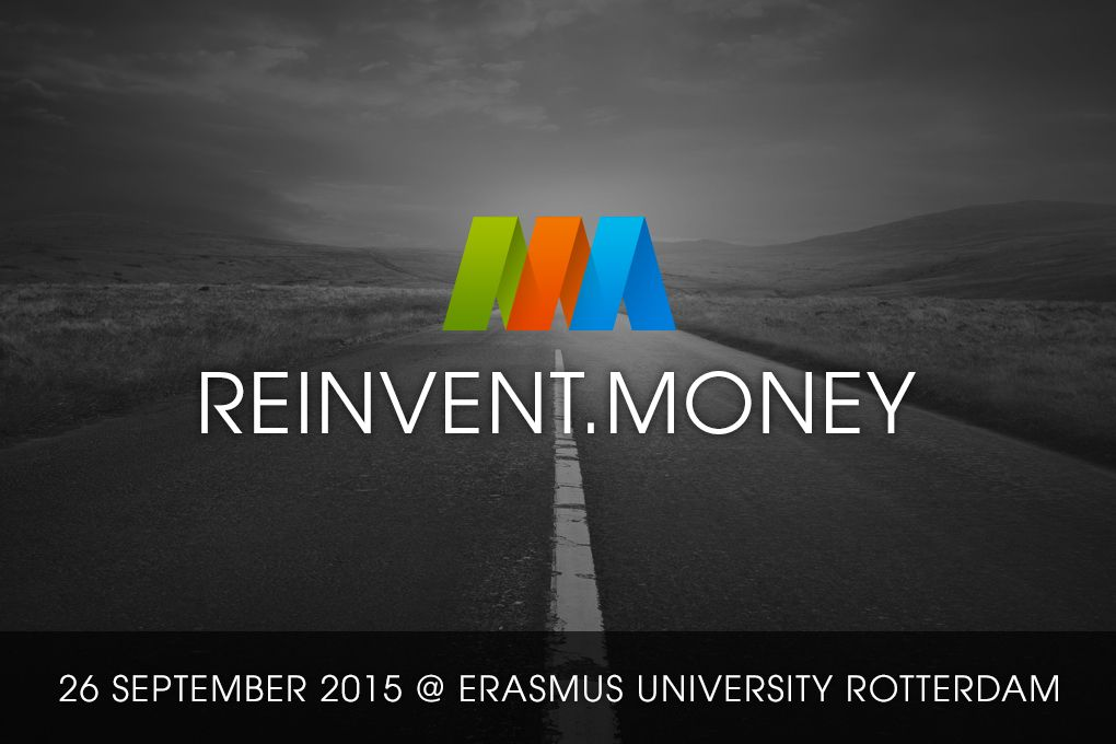 26 September: Reinvent Money met Edgar Wortmann