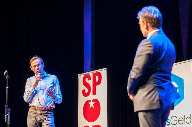 Debatavond ECB-beleid SP & Ons Geld [Video]