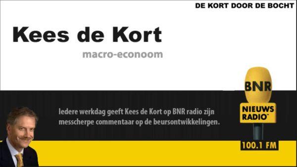 Kees de Kort: ''Geen kredietverlening, geen economisch herstel''