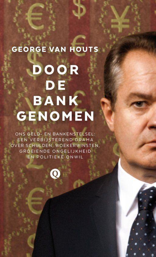 Aanbieding boek *Door De Bank Genomen* aan Dijsselbloem