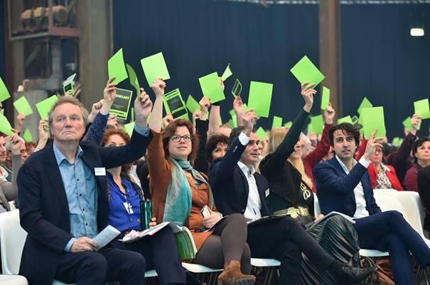 Geldschepping in verkiezingsprogramma GroenLinks